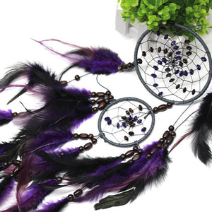 Purple Dream Catchers - SpiritifyMe