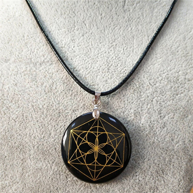 Flower of life pendants - SpiritifyMe