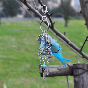 Ultimate Dream Catcher Keychain - SpiritifyMe
