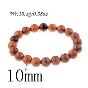 Natural Wood Beads - SpiritifyMe