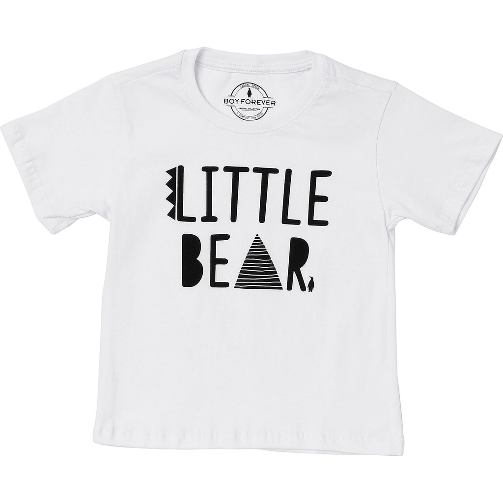 Camiseta silk Little bear