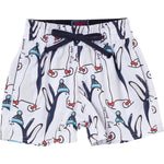 Shorts pinguim 060909/127109