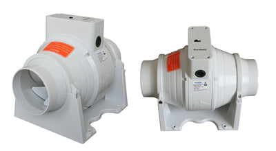 Model: XFLO (Inline Mixed Flow Fan)