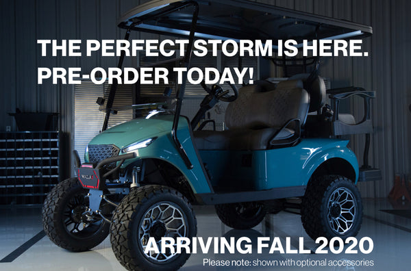 Storm Golf Cart Body Kit for EZGO TXT 1994 to Current