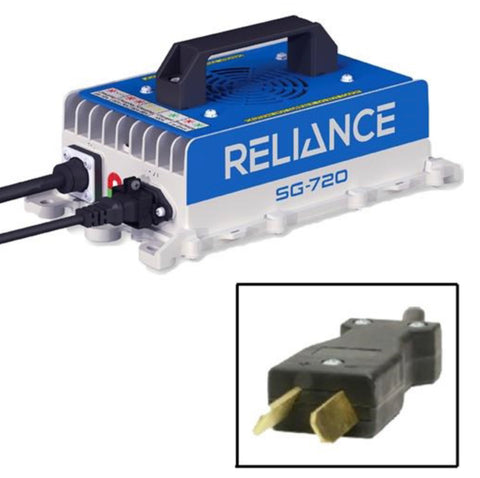 Reliance SG-720 Club Car Charger – 36v