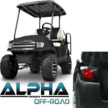 Load image into Gallery viewer, Club Car Precedent ALPHA Off-Road Body Kit in Black (Fits 2004-Up)