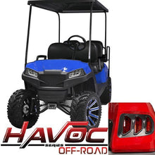 Load image into Gallery viewer, Blue Havoc Body Kit w/ Off-Road Fascia & Light Kit for 2007-2016 Yamaha G29/Drive