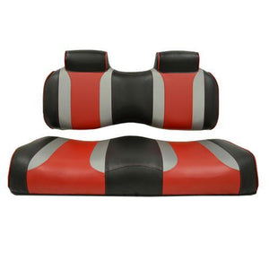 TSUNAMI Front Seat Cushions, Club Car Precedent, Shockjet w/Silver Rush & Hot Rod 2012 and Up