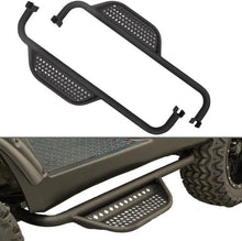 Load image into Gallery viewer, MJFX Armor Golf Cart Nerf Bar w/ Side Step