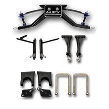 "Load image into Gallery viewer, Club Car DS 6"" A-Arm Lift Kit with Steel Dust Covers - 1982-2004.5"