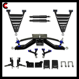 E-Z-GO RXV 6-Inch Heavy Duty Lift Kit - 2008-2013.5