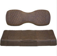 Load image into Gallery viewer, Madjax Executive Rear Seats for Genesis & GTW Rear Flip Seats (Tobacco)