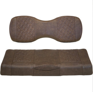 Madjax Executive Rear Seats for Genesis & GTW Rear Flip Seats (Tobacco)