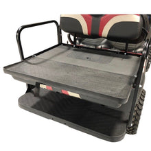 Load image into Gallery viewer, GTW MACH3 (Genesis 150) Rear Flip Seat for E-Z-Go RXV - Black