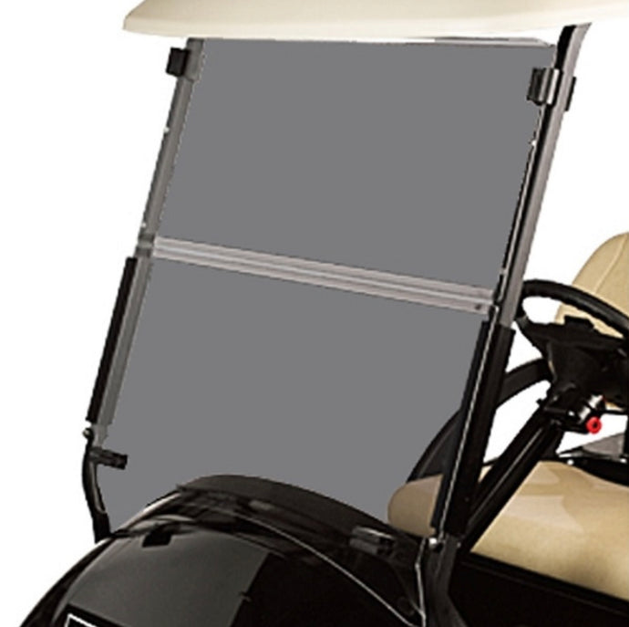 Tinted Folding Windshield for Club Car Precedent (Years 2004-Up)