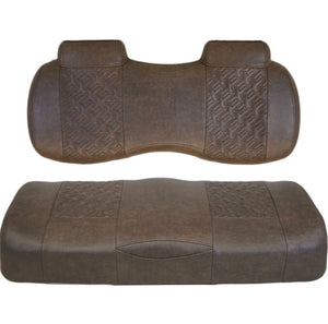 Madjax Executive Front Seats for E-Z-GO (Tobacco)