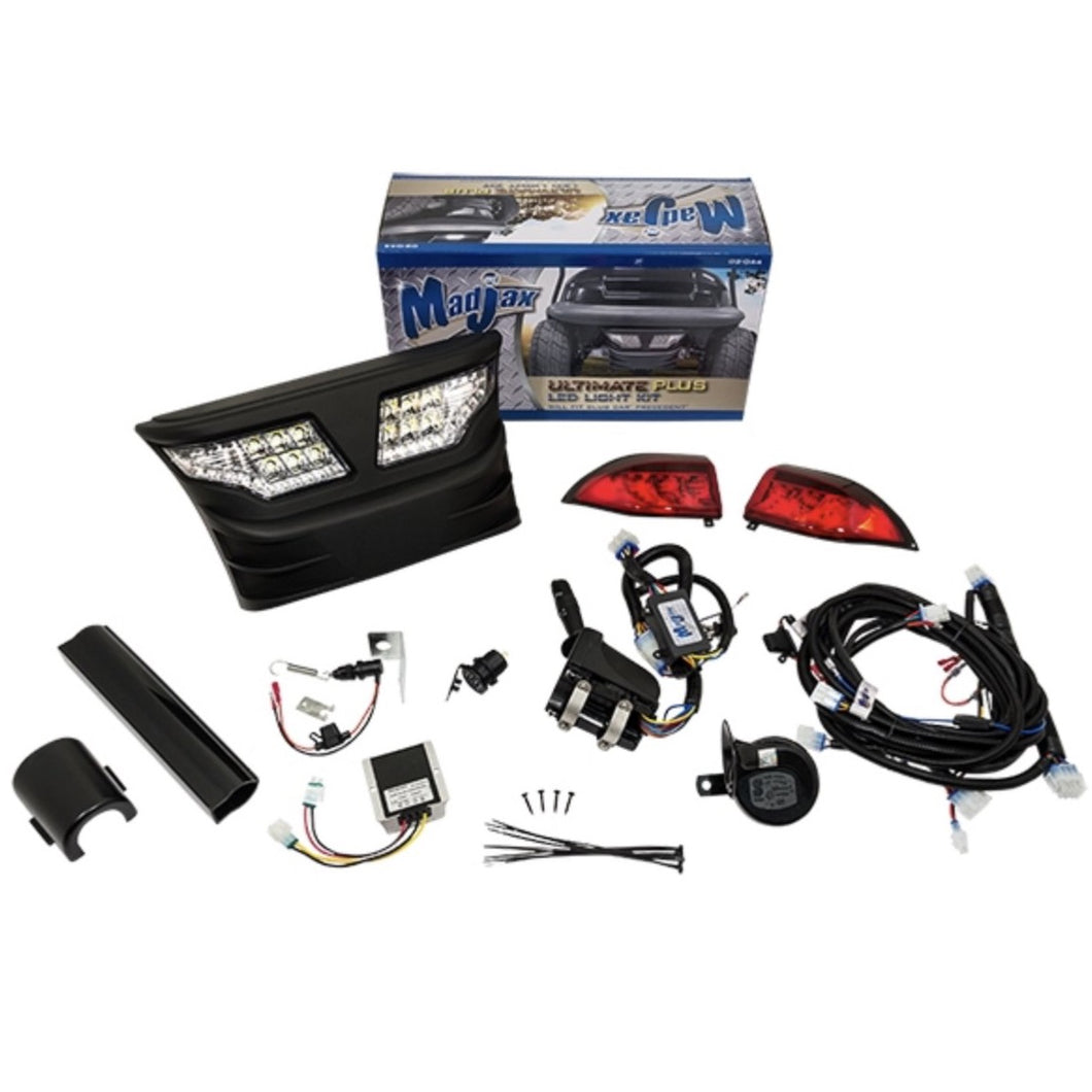 Club Car Precedent Light Kit - Automotive Style LED Ultimate Light Kit Plus