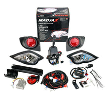 Load image into Gallery viewer, Yamaha Drive/G29 MadJax RGB Ultimate Plus Golf Cart Light Kit (2007-2016)