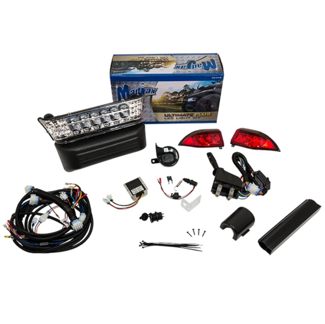 Club Car Precedent LED Ultimate Plus Light Bar Kit from Madjax