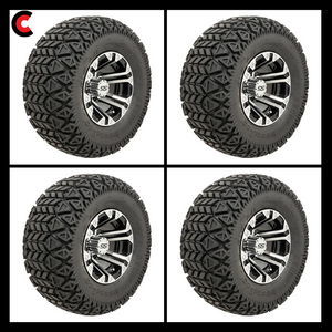 10-Inch GTW Specter Wheels on GTW Recon A/T Tires (Set of 4)