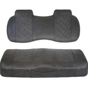 Madjax Executive Front Seats for E-Z-GO (Charcoal)