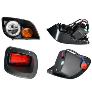 E-Z-GO S4 MadJax RGB Ultimate Plus Golf Cart Light Kit (2011-Up)