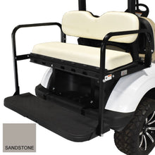Load image into Gallery viewer, GTW MACH3 (Genesis 150) Rear Flip Seat for E-Z-Go RXV - Sandstone