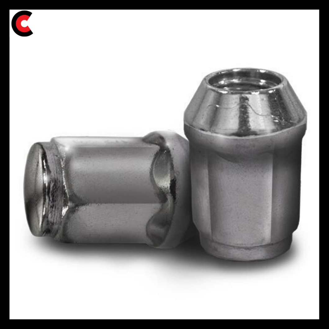 16-Pack 12mm x 1.25 Metric Lug Nuts