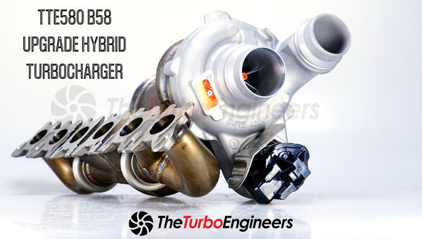 TTE580 B58 Upgrade Turbocharger