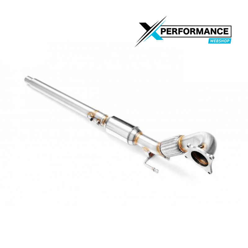 Downpipe DECAT AUDI A3 1.8 2.0TFSI + CAT
