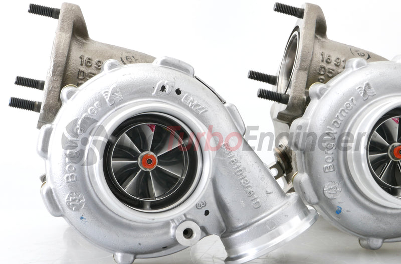 TTE850+ Upgrade Turbochargers