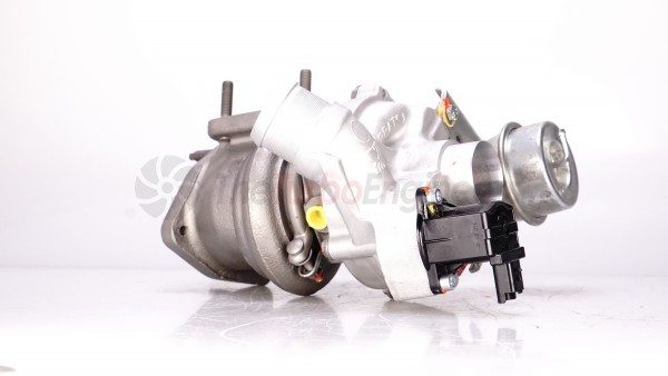 TTE300 207/DS3 Upgrade Turbocharger