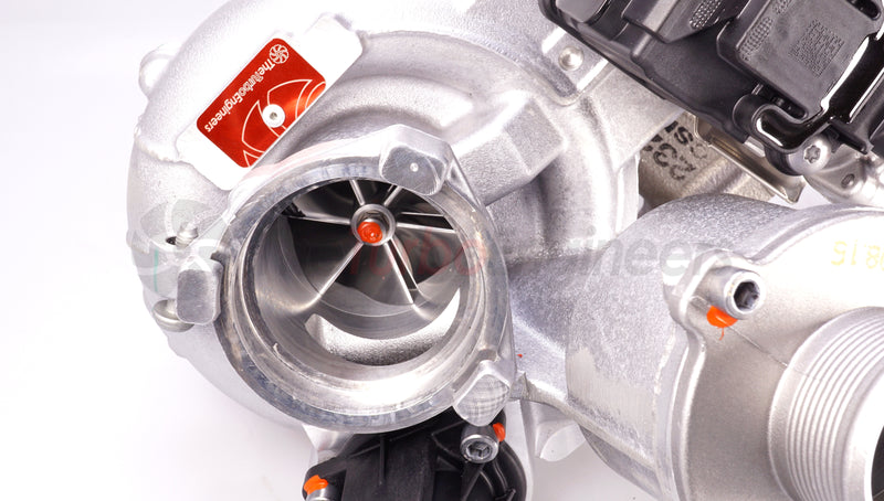 TTE475 IS38 Upgrade Turbocharger