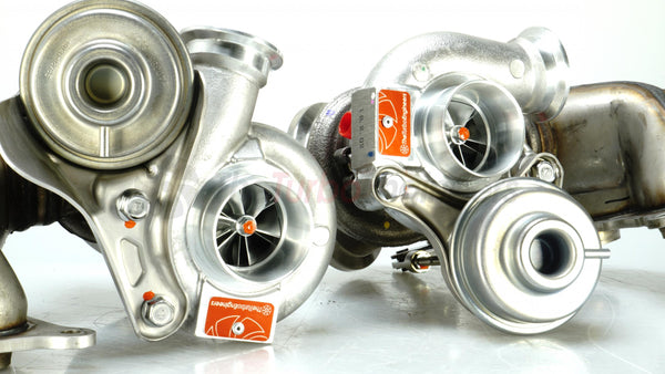 TTE500 N54 Upgrade Turbochargers