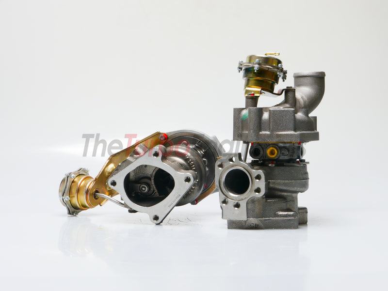 TTE650 RS6 C5 Upgrade Turbochargers