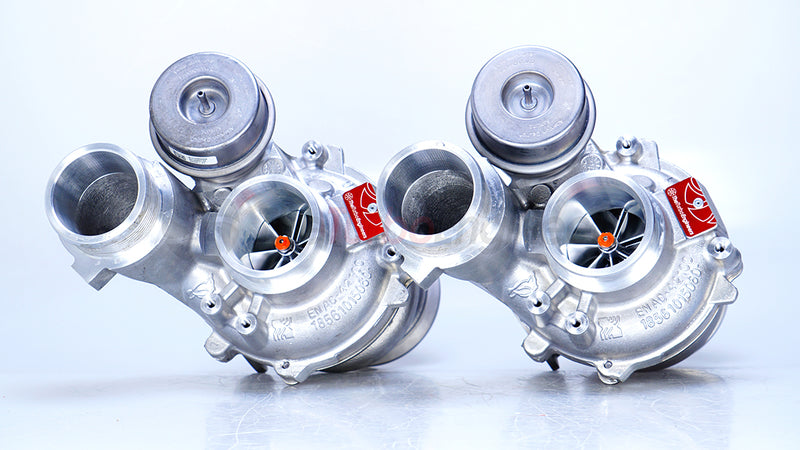 TTE760+ AMG Upgrade Turbochargers