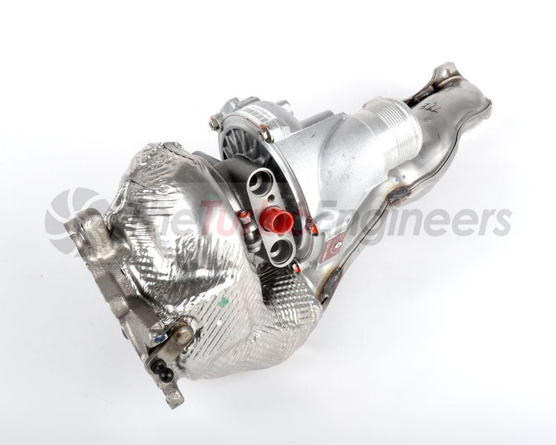 TTE800 4.0TFSI Upgrade Turbochargers