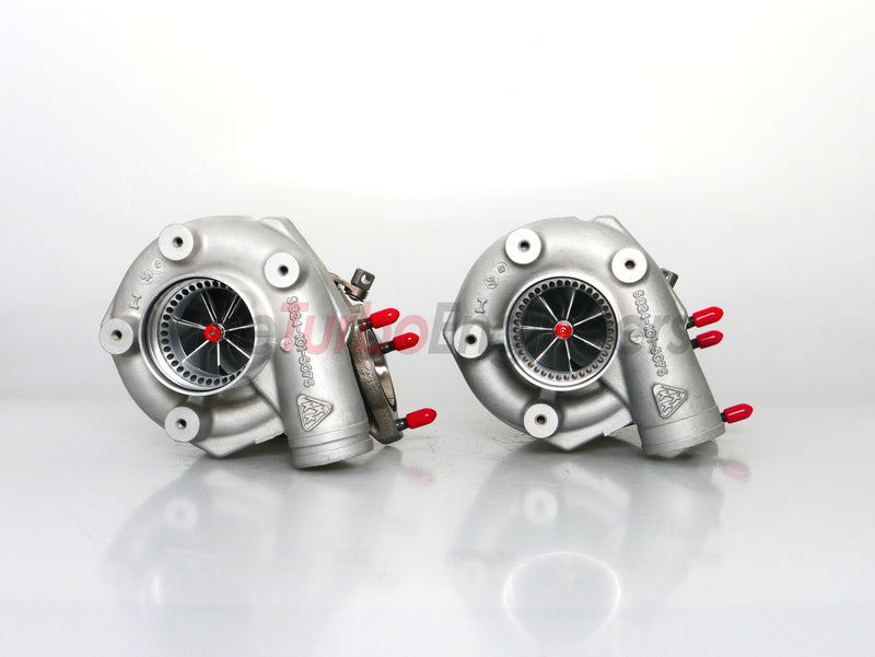 TTE950+ Upgrade Turbochargers