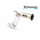 Downpipe DECAT BMW F26 X4 20dx B47