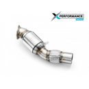 Downpipe BMW F20-F21 LCI 120i,125i B48 + SILENCER