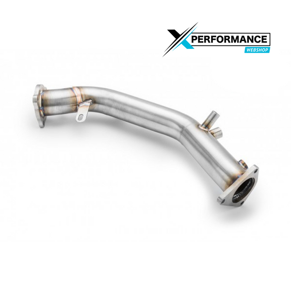 Downpipe DECAT AUDI Q5 8R 2.0 TDI CR