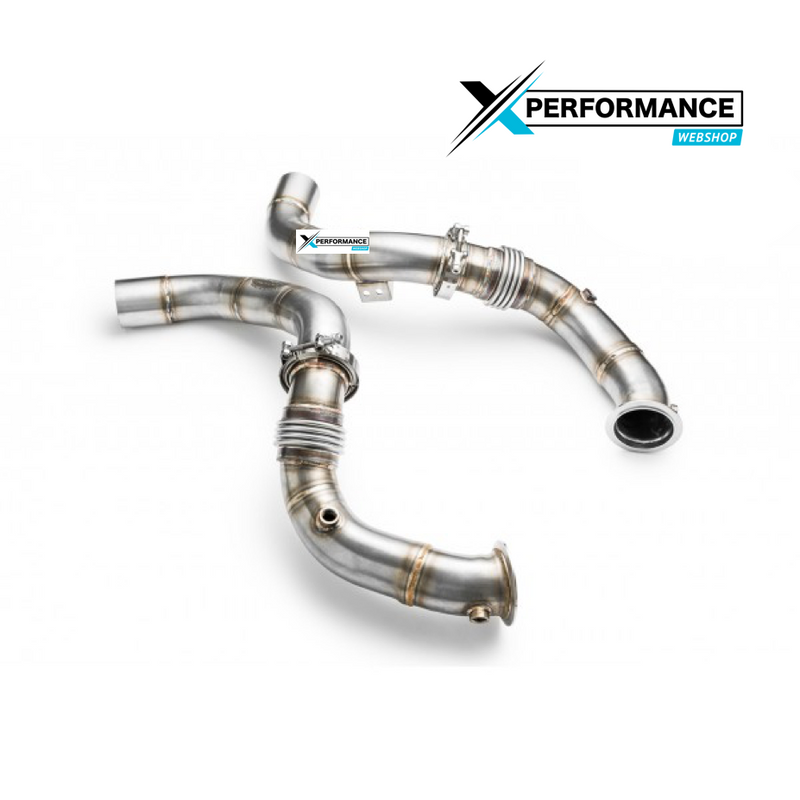 Downpipe BMW F90 M5 S63B