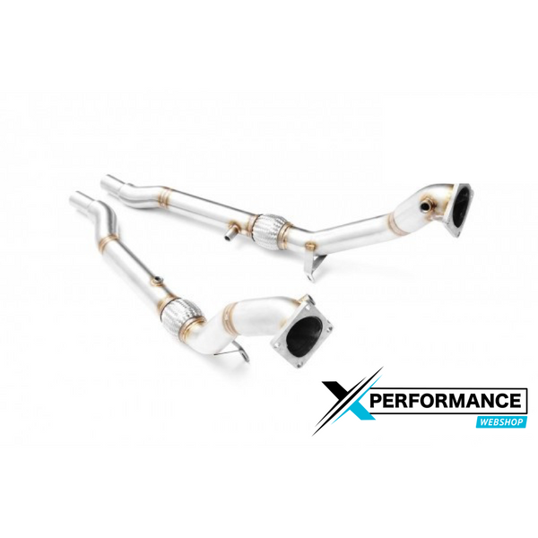 Downpipe DECAT AUDI A6 2.7 biturbo