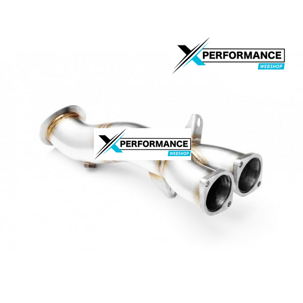 Downpipe DECAT BMW E84 X1 35ix N55