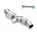 Downpipe BMW F22, F23 M240i, 240ix B58 + SILENCER