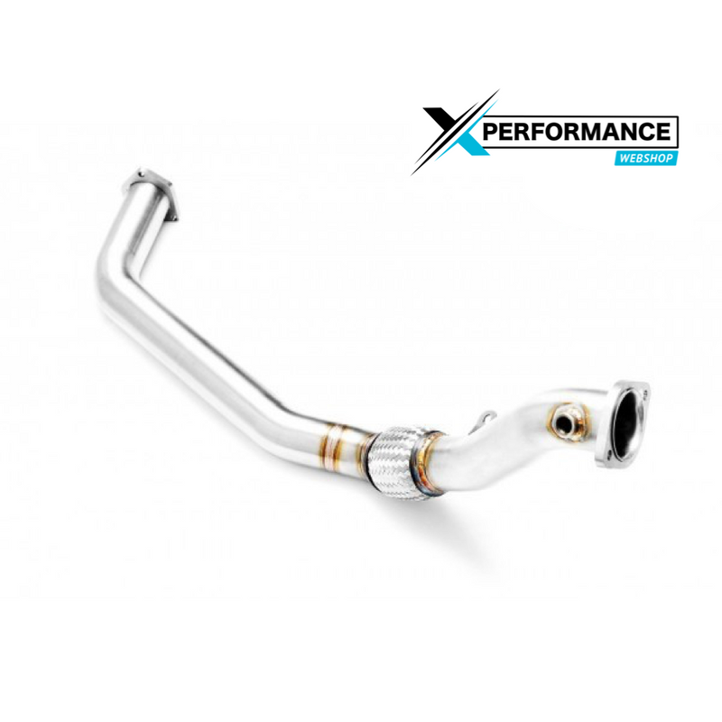 Downpipe DECAT BMW E46 318D, 320D M47,M47N