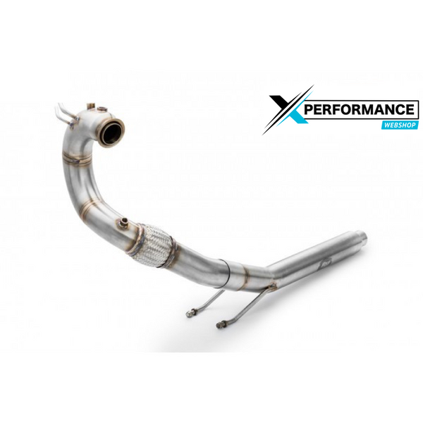 Downpipe DECAT VW SCIROCCO VI 2.0 TDI CR 1K8