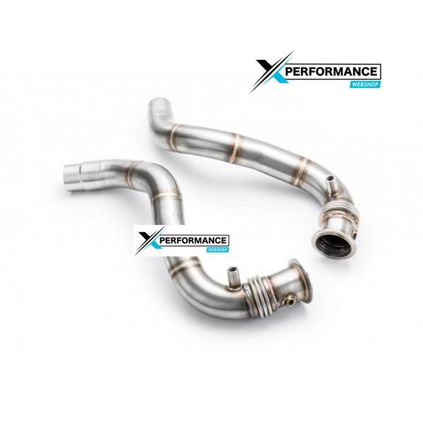 Downpipe DECAT BMW F85 X5 M S63R XDRIVE