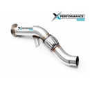 Downpipe DECAT BMW E63,E64 635D M57N2