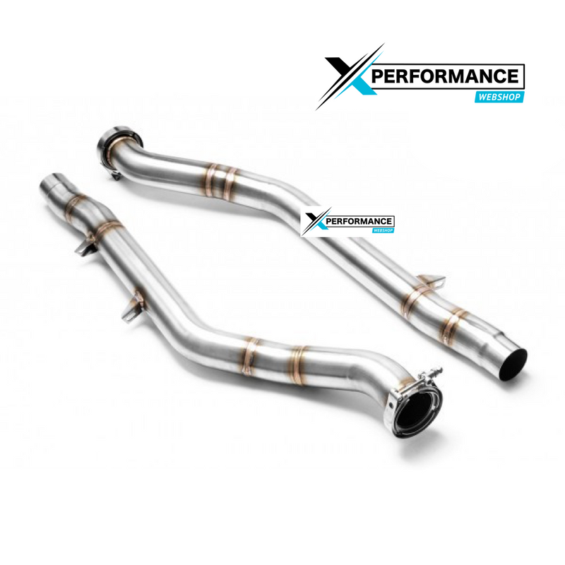 Downpipe AUDI S6, S7, RS6, RS7 C7 4.0 TFSI